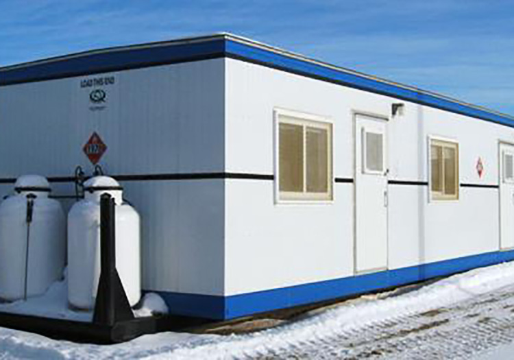 Well-Site/Office Trailers